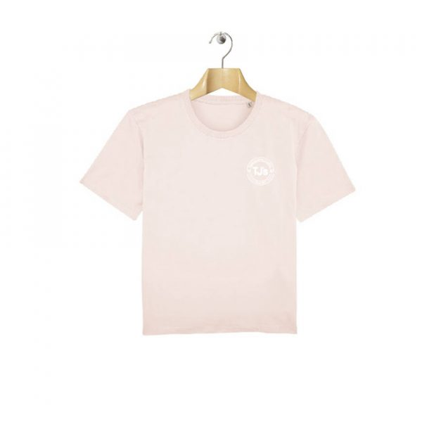 Womens candypink tee