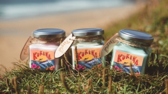 Kukena candles: Eco-friendly and handmade in Cornwall
