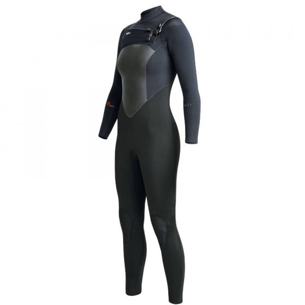 Women's Infiniti Wetsuit Black side