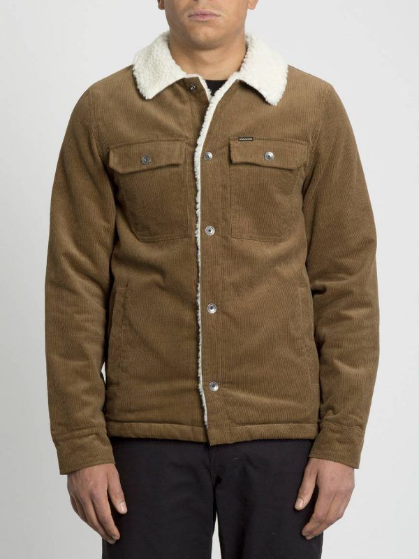 Volcom Mens Keaton Jacket