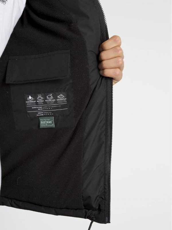 Volcom Atric Loon Jacket Inside Pocket