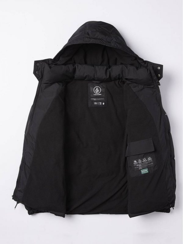 Volcom Atric Loon Jacket Inside