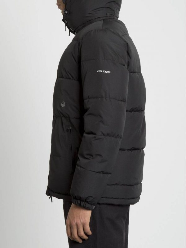 Volcom Atric Loon Jacket Side Hood
