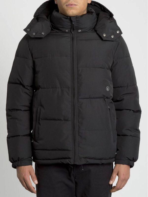 Volcom Atric Loon Jacket Front