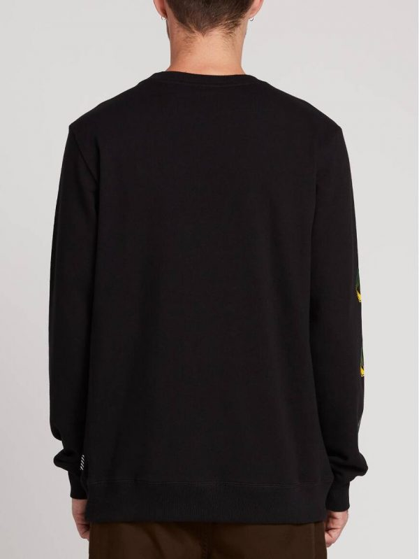 Volcom Deadly Stone Sweater back